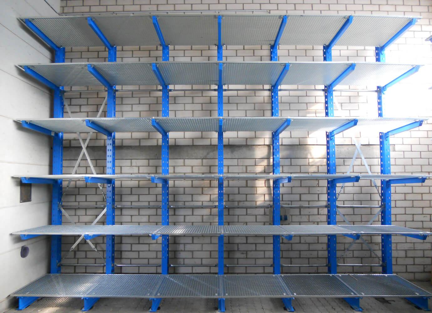 Neues Regalsystem Fur Konstruktionswerkstoffe Kvg Kunststoff